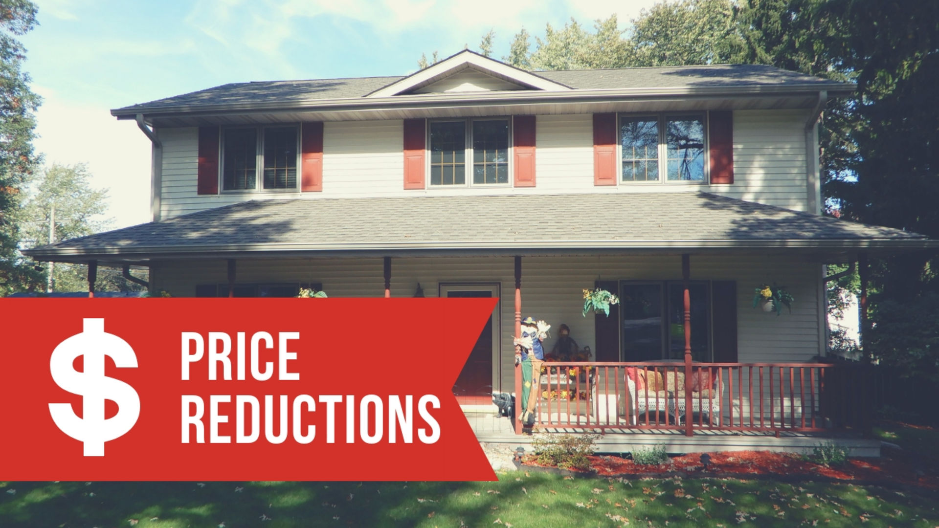 Price Reductions: October 30th 2018
