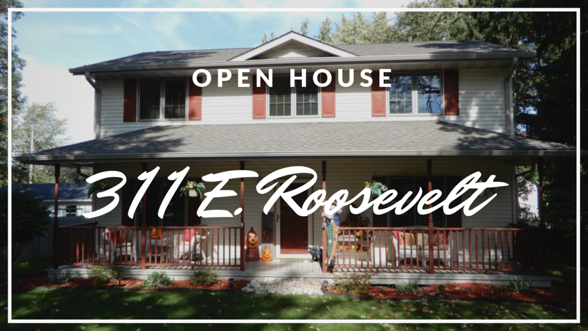 Open House: January 6th 2019