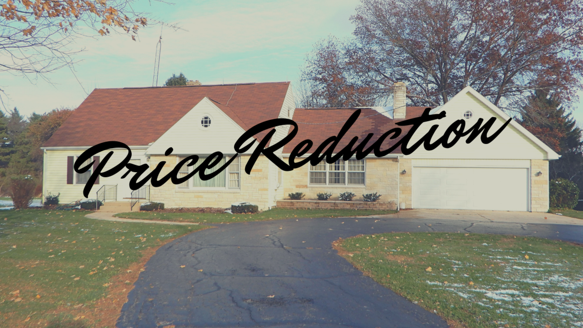 Price Reduction: January 15th