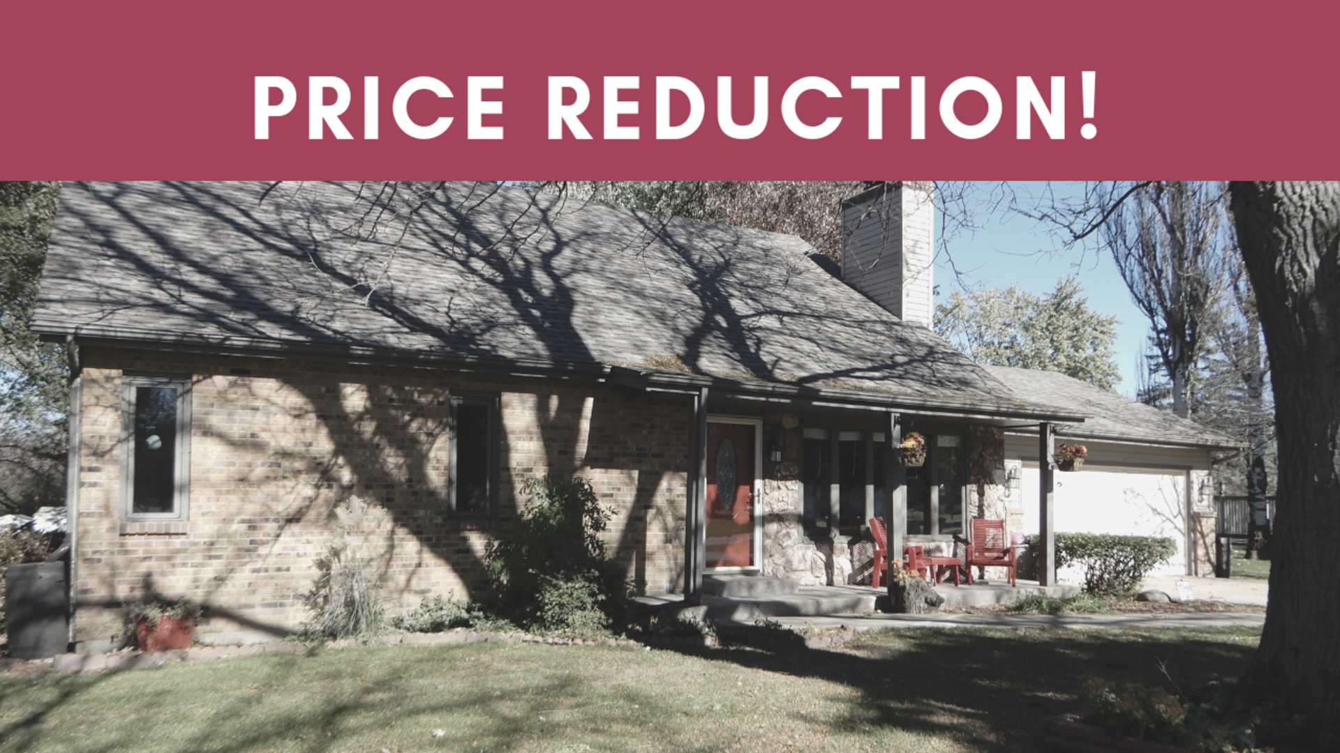 Price Reduction: February 8th 2019