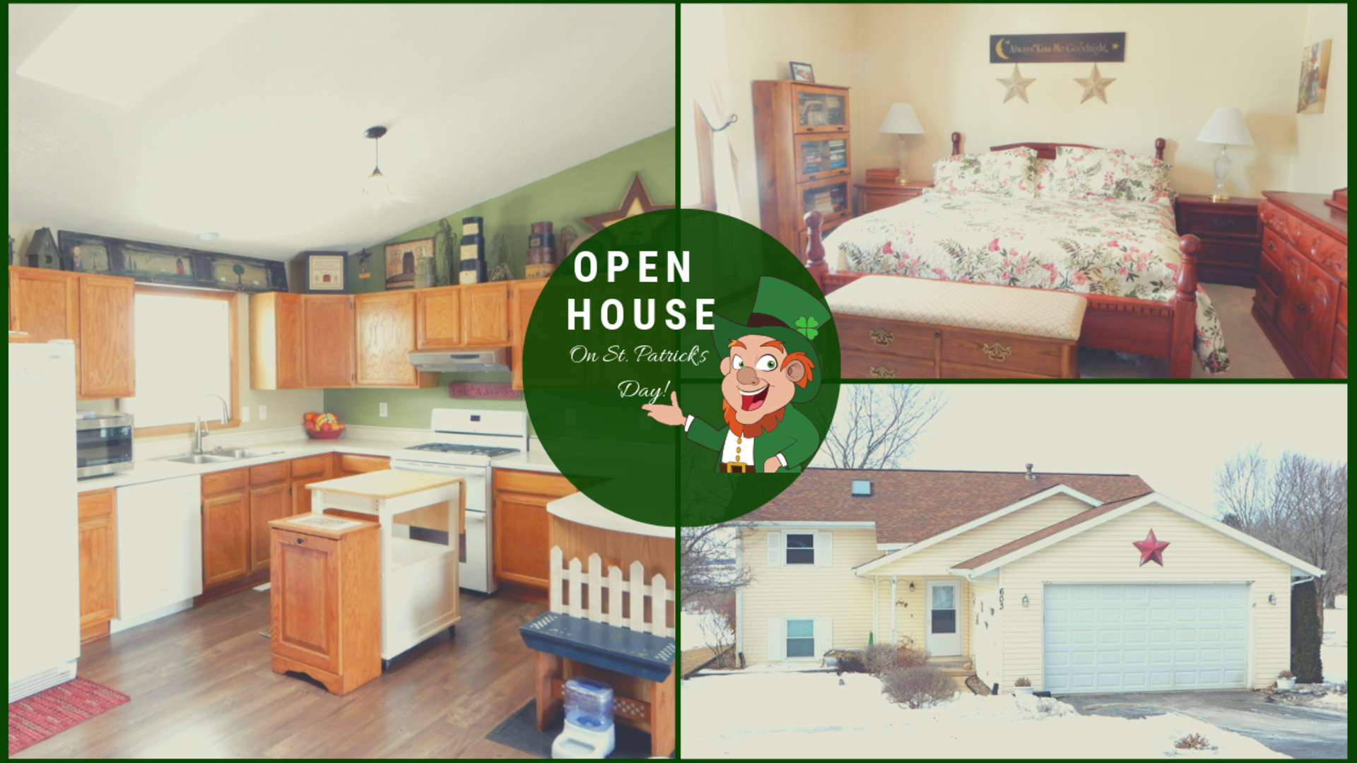 Open House: March 17th 2019