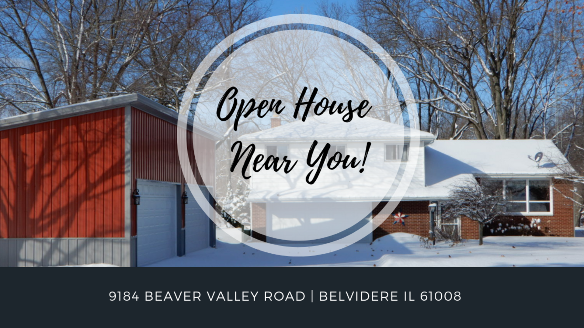 Open House: March 3rd 2019