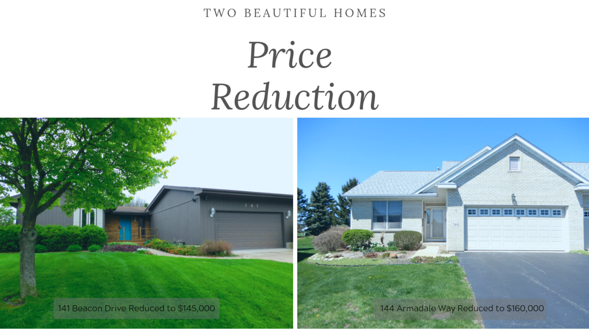 Price Reduction: June 19th 2019