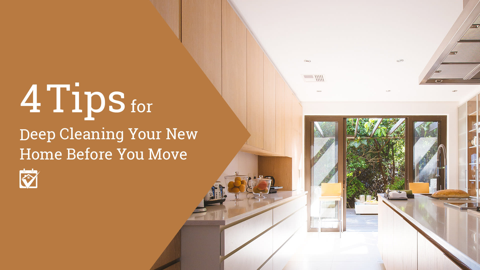 Deep Cleaning Your New Home