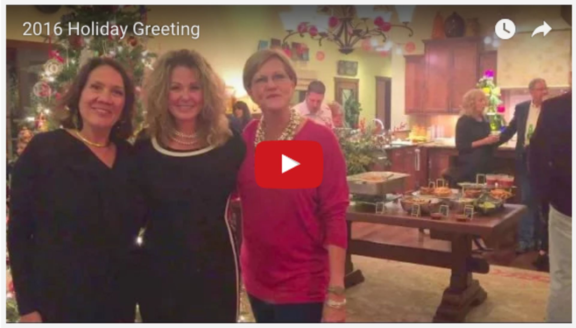 Happy Holidays from The Walker Group
