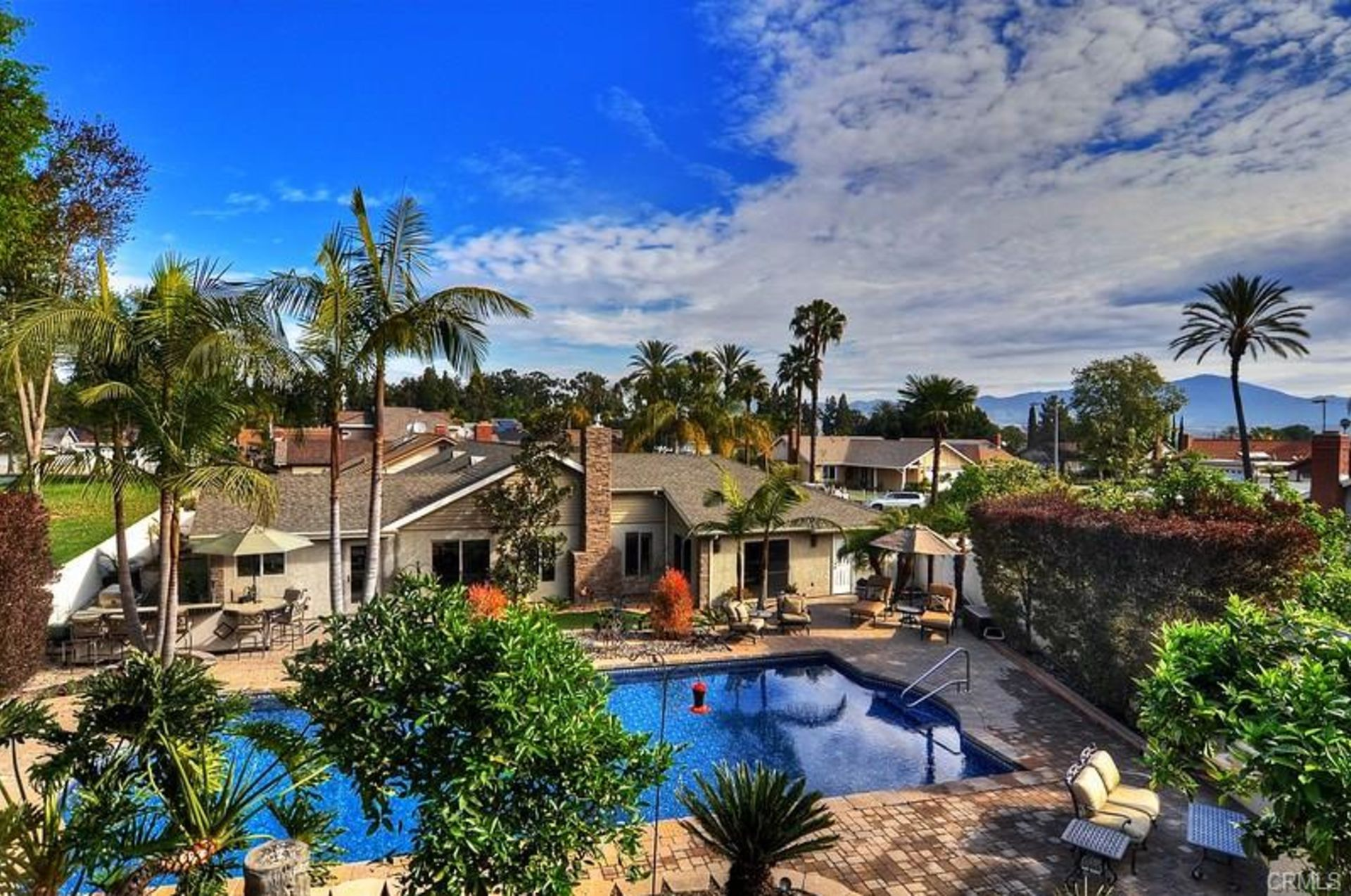 Sold in Laguna Hills by the Bill Arseneau Homes