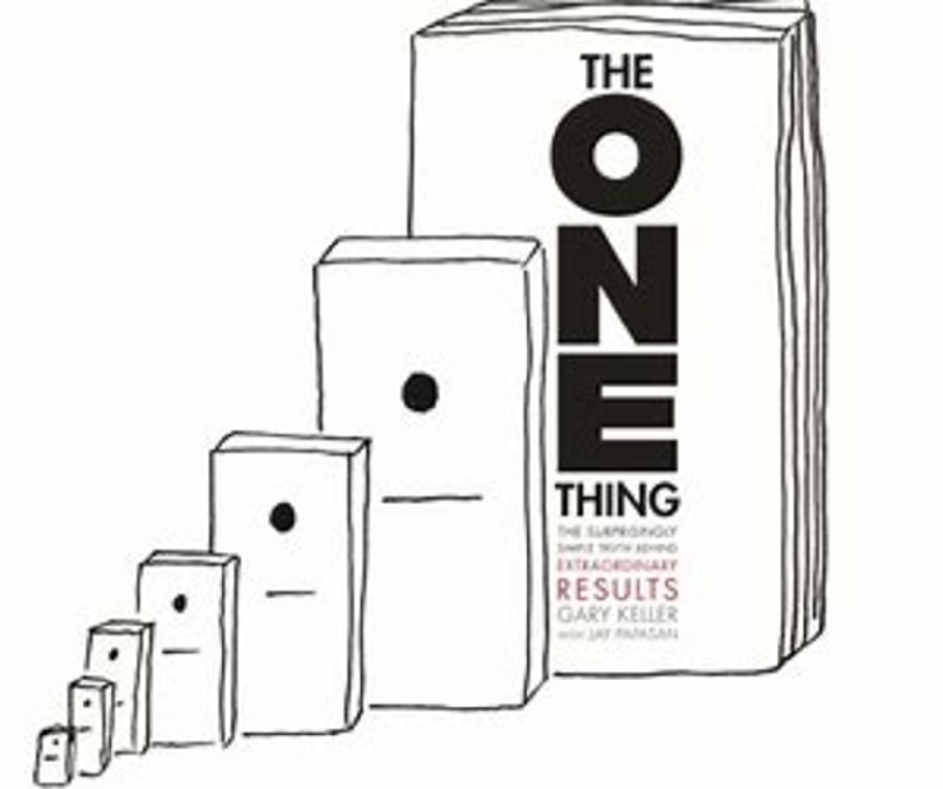 The One Thing Book Review by Ami Robbins