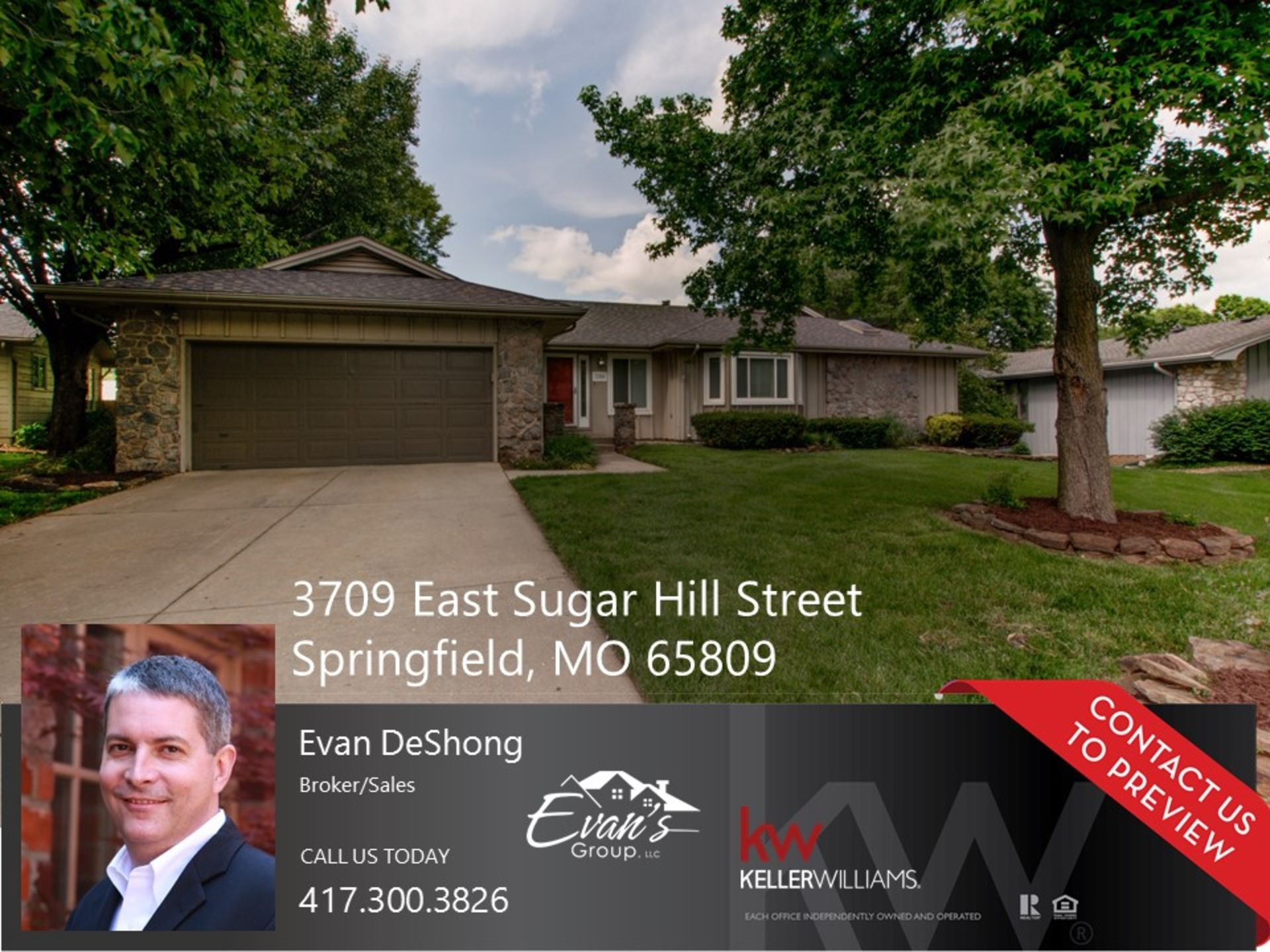 Real Estate For Sale Springfield, MO – Sugar Hill