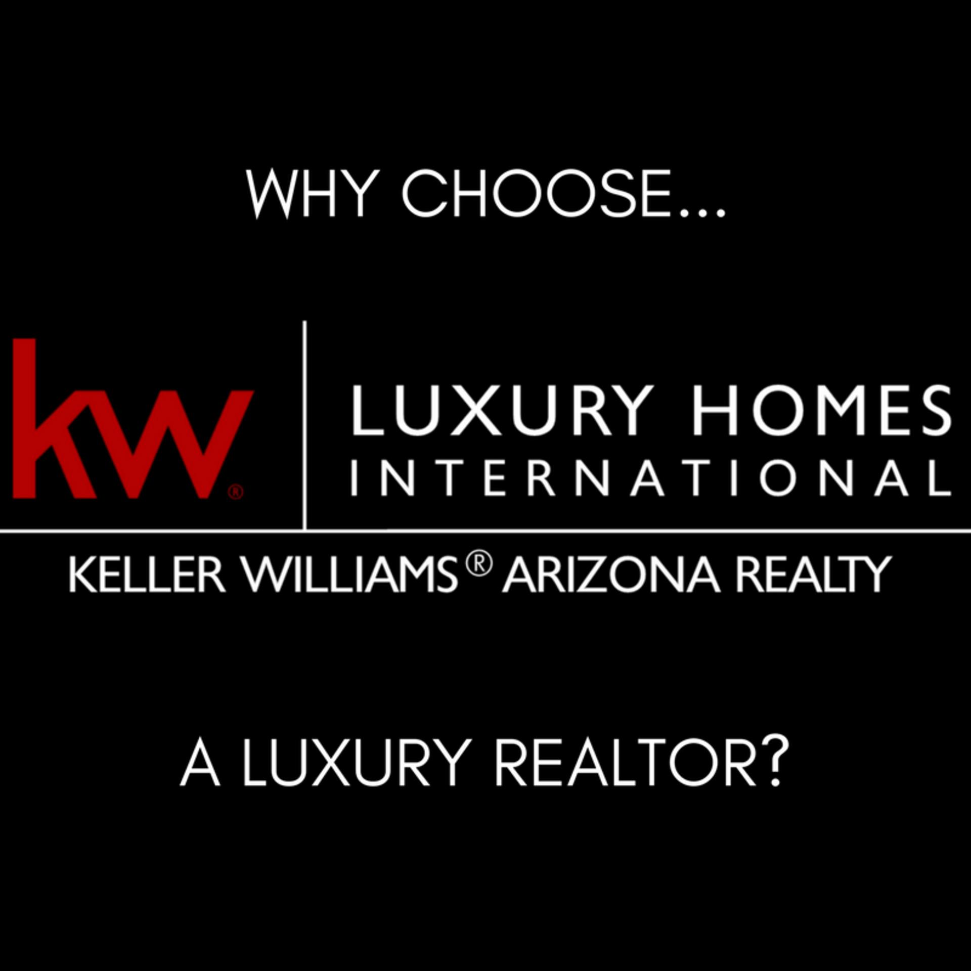 Why Choose a Luxury Realtor