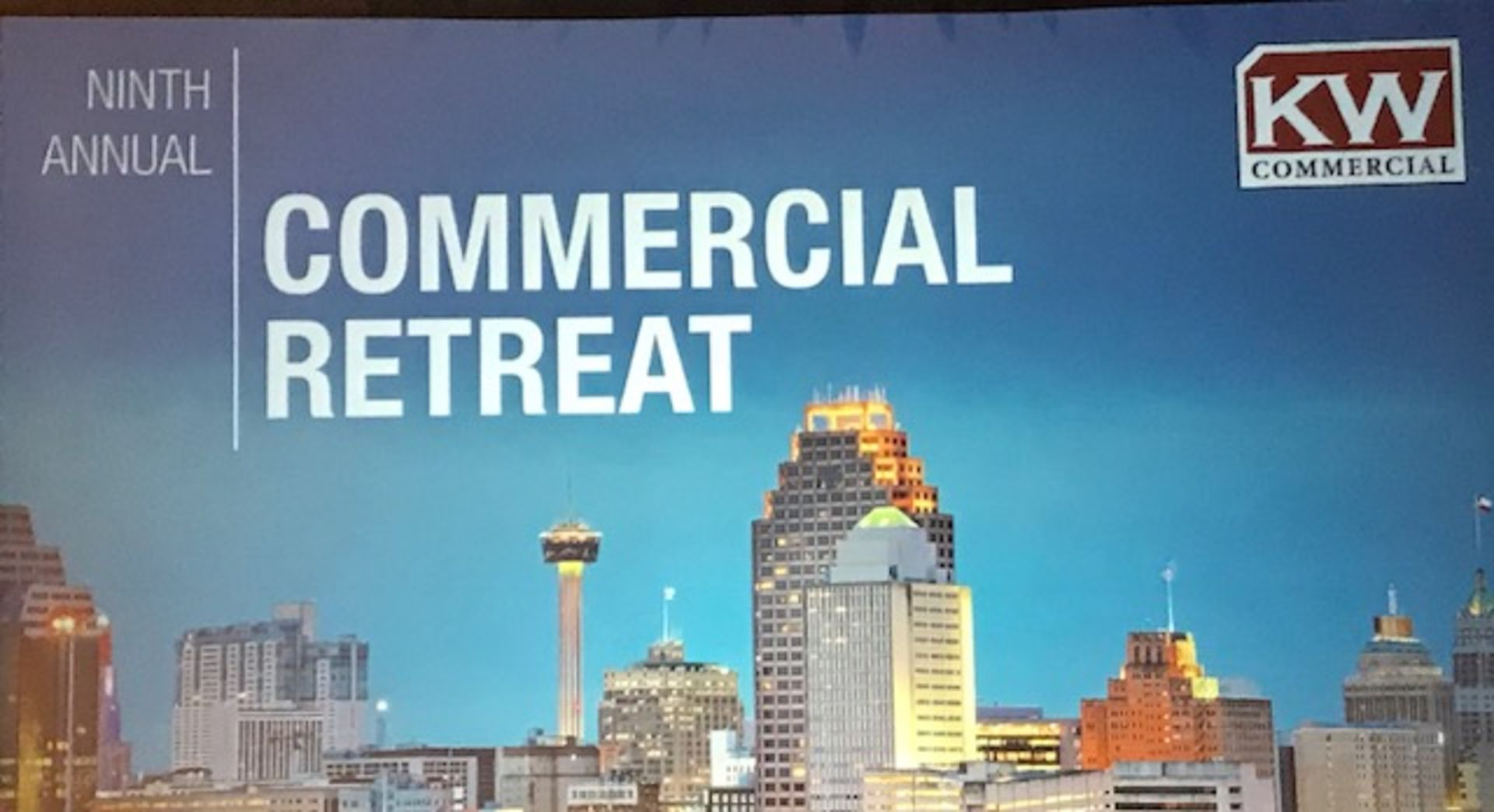 2018 KW Commercial Retreat! – Growth and Knowledge