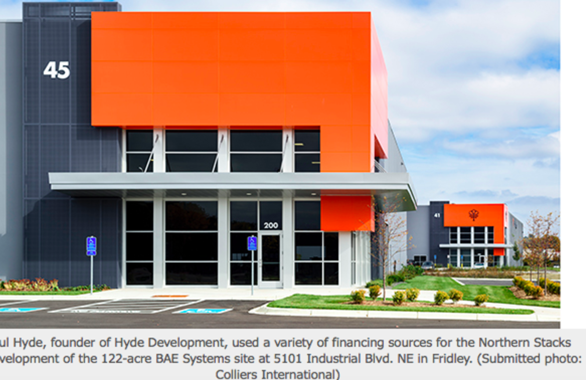 Why lenders like Twin Cities industrial real estate