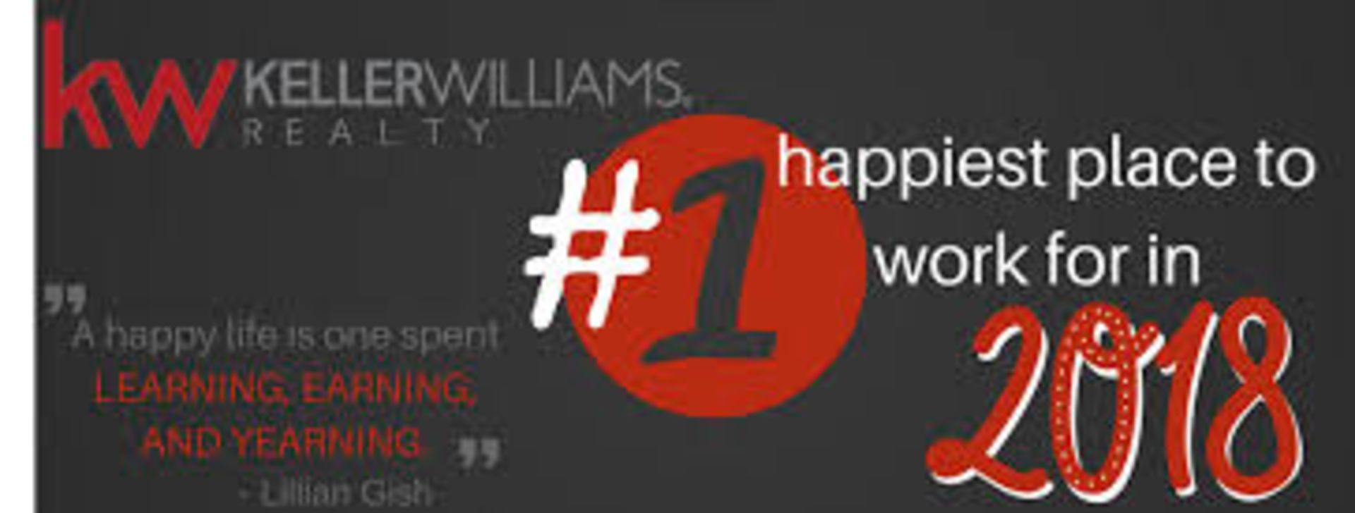 Forbes ranked Keller Williams the happiest company to work for in 2018