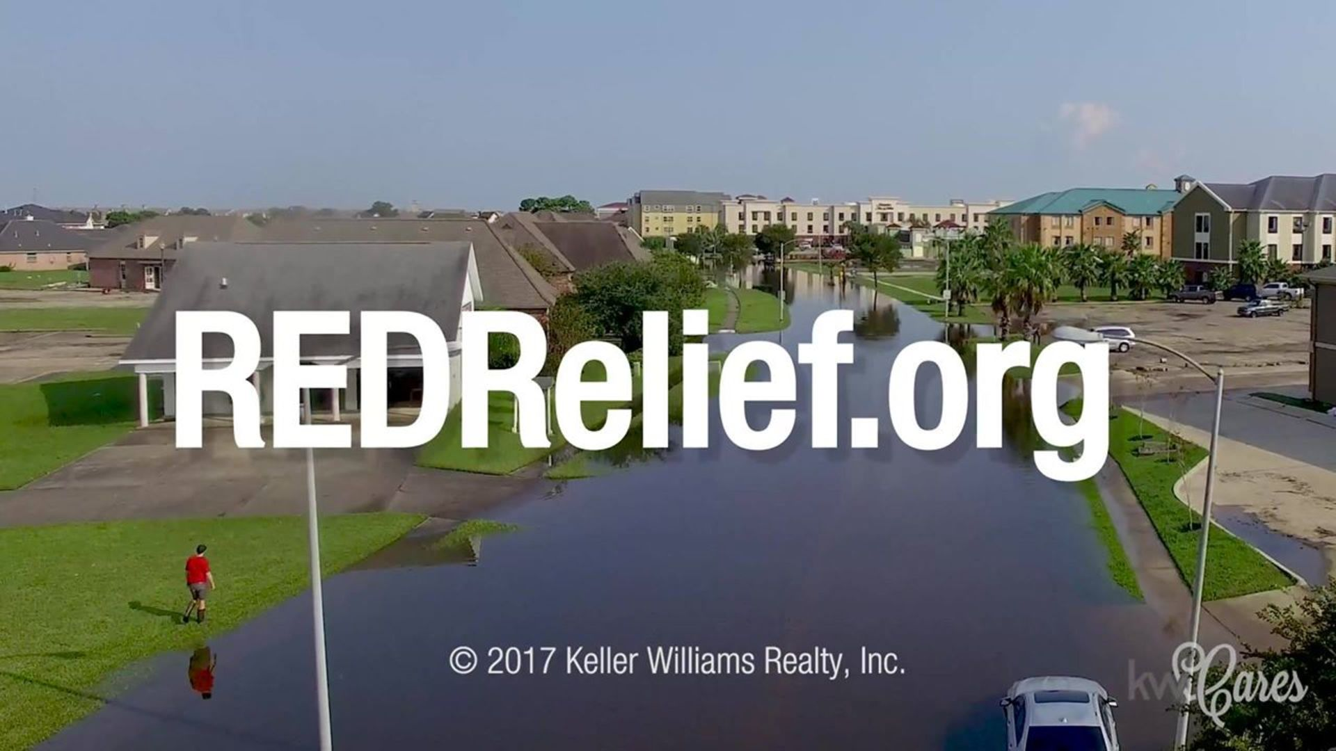 RED Relief: Helping our family from Harvey to Irma and Beyond!