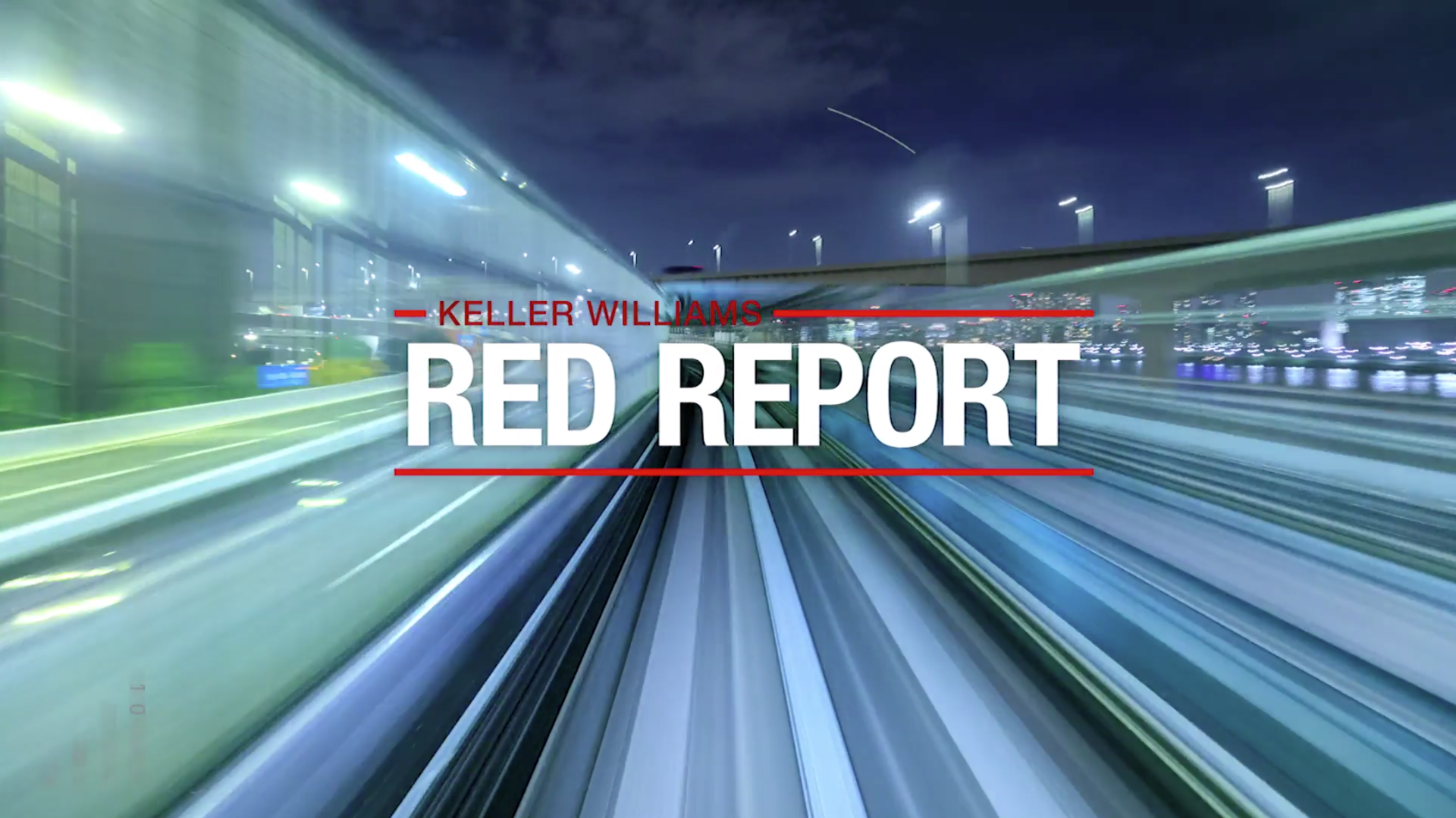 Red Report – November 2018