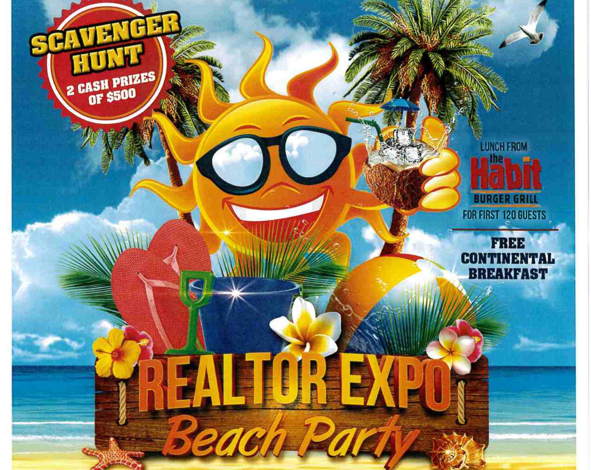 REALTOR® Expo Beach Party 2019