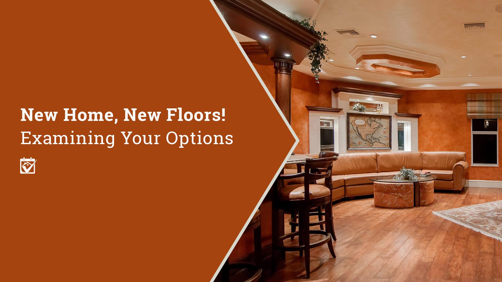 Examining Your Flooring Options