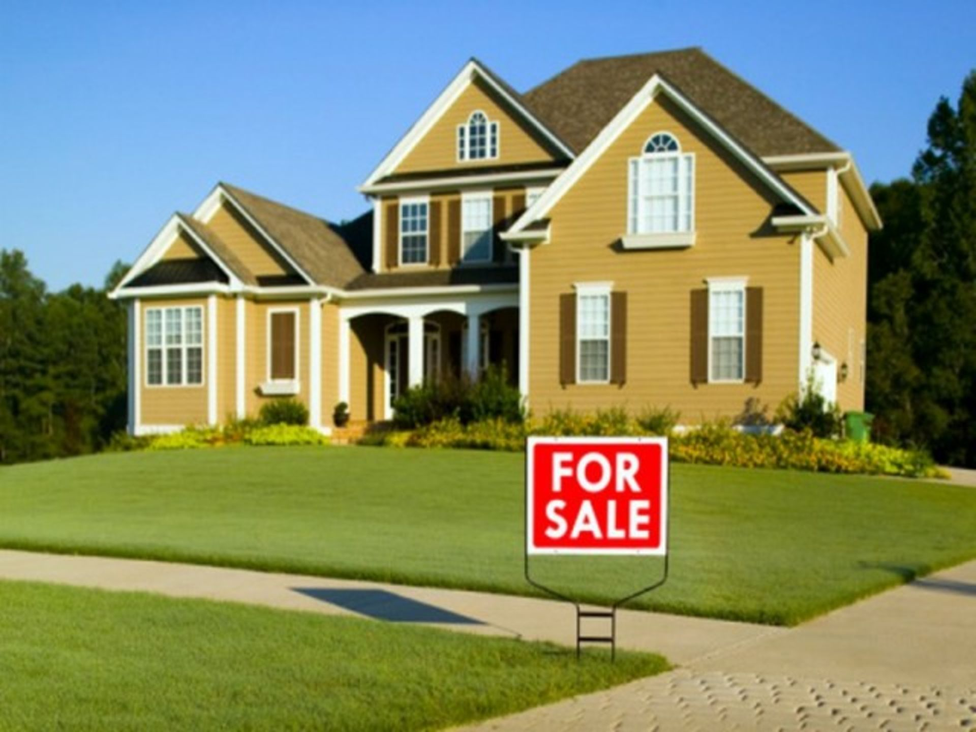 Foreclosed homes dip to 12-year low