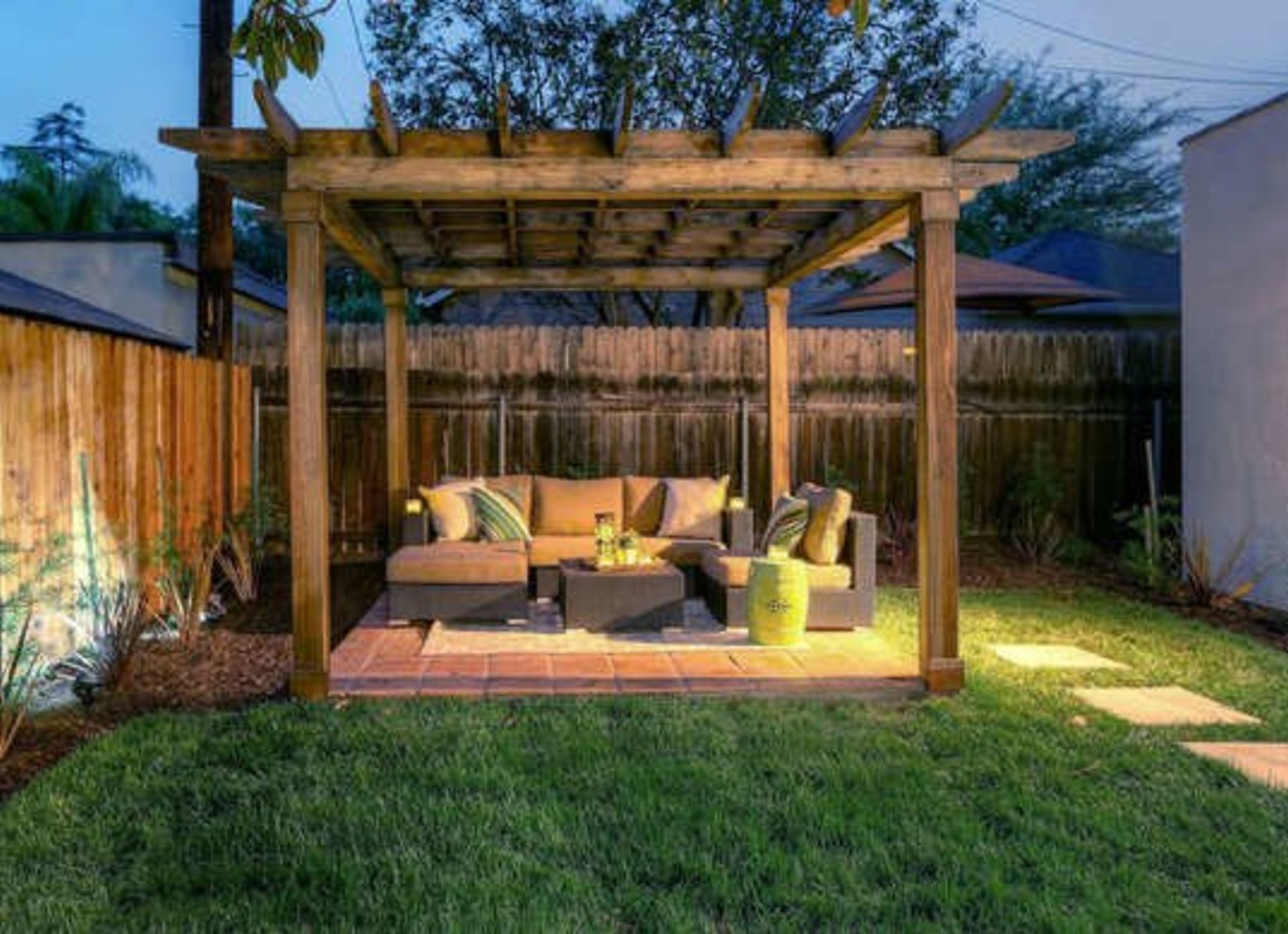 Building The Backyard of Your Dreams