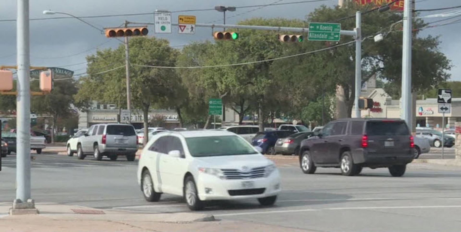 Businesses worried about Burnet Road traffic changes