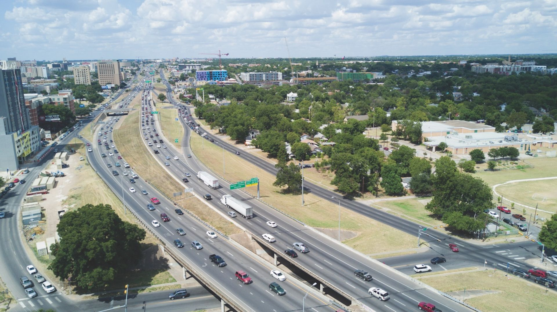 Travis County commissioners approve transportation blueprint to guide planning through 2045