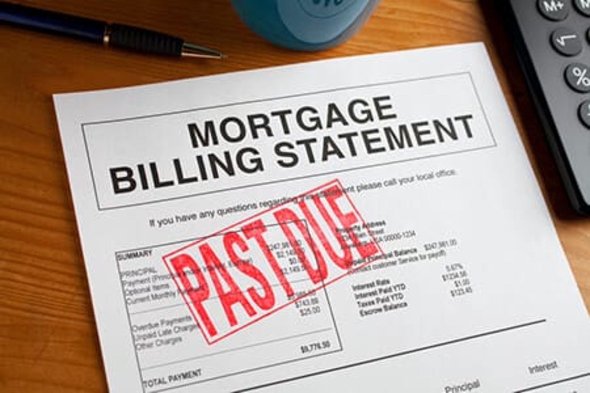 Mortgage delinquency rates hit 20-year low