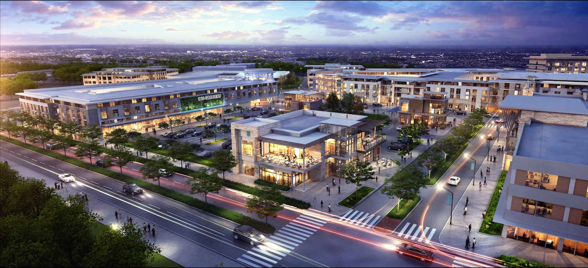 'Domain-like?' Round Rock, Pflugerville, Hutto consider large-scale mixed-use developments
