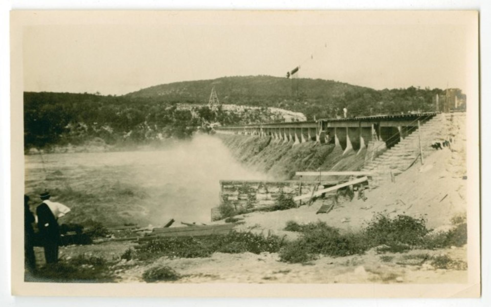 The legacy of our local dams: How an electrified early Austin helped shaped our lives today