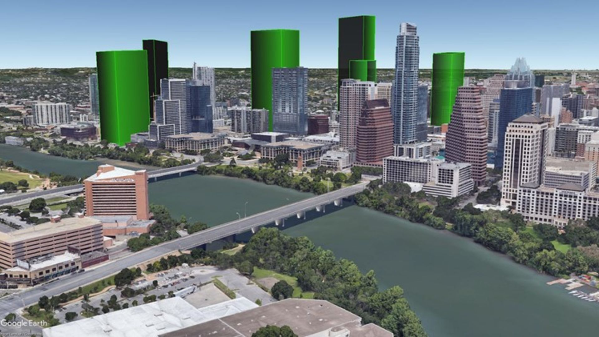 Five new buildings will soon go up in Downtown Austin
