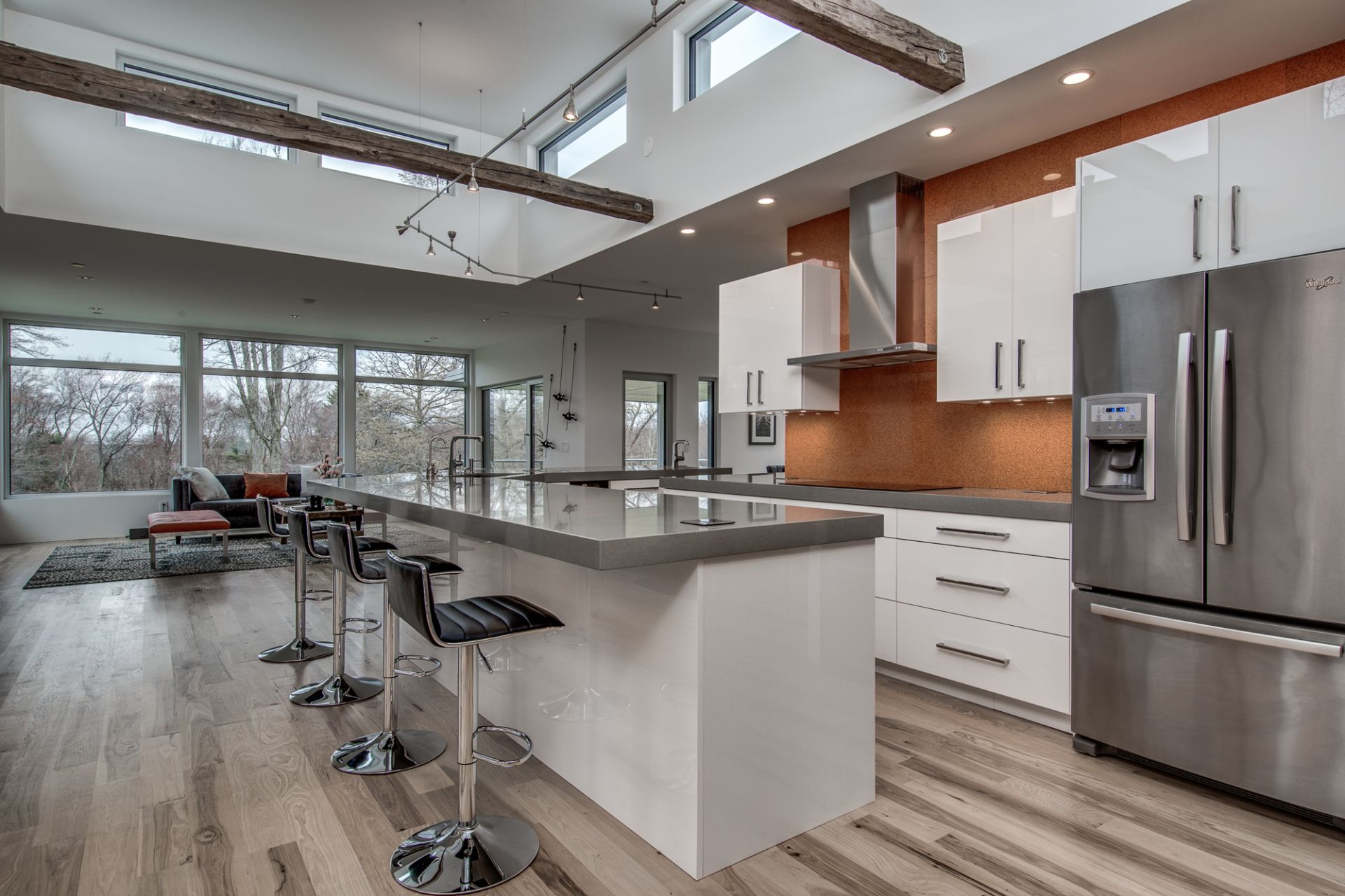 For Sale: Stylish Contemporary Energy Efficient Home