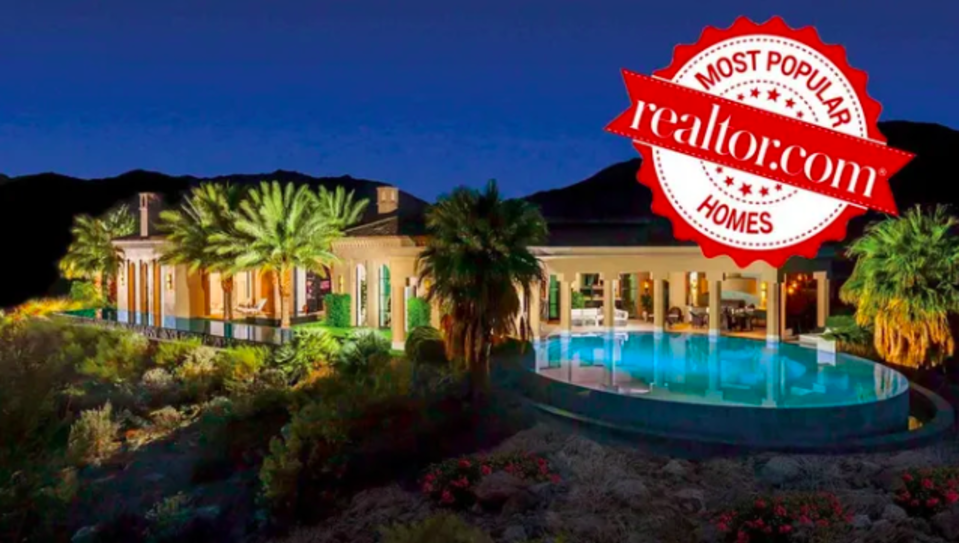 Casbah Cove Really Rocks This Week's Most Popular Homes