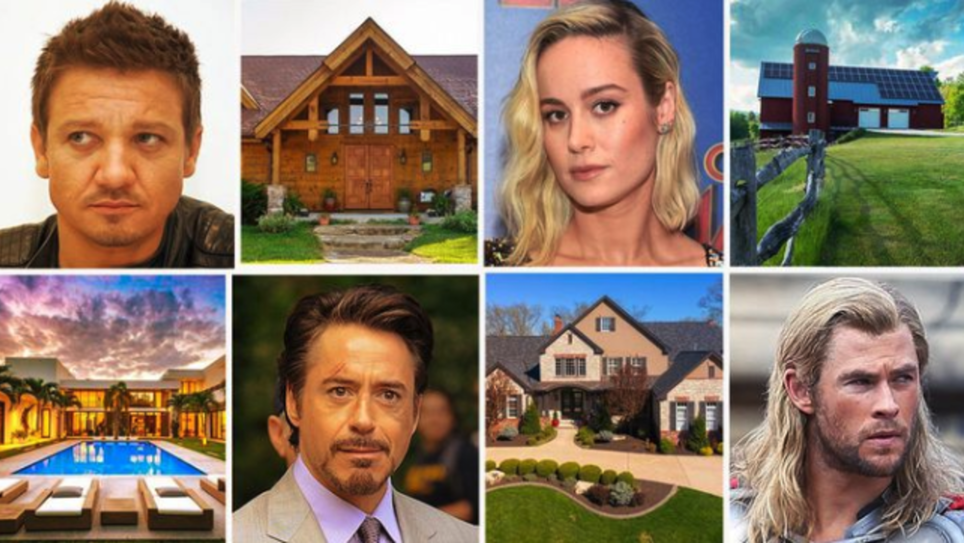 Heroic Homes Where the Avengers Can Chill While Awaiting Their Endgame