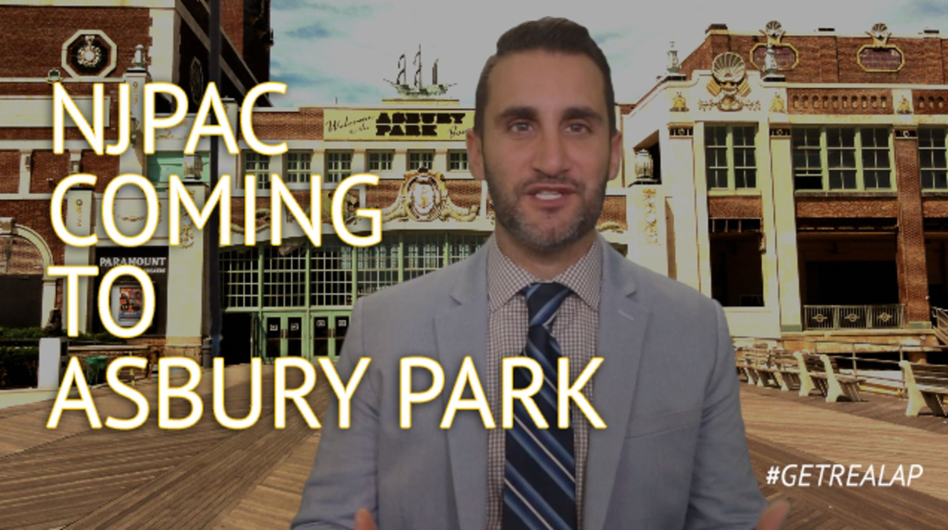 NJPAC is coming to Asbury Park