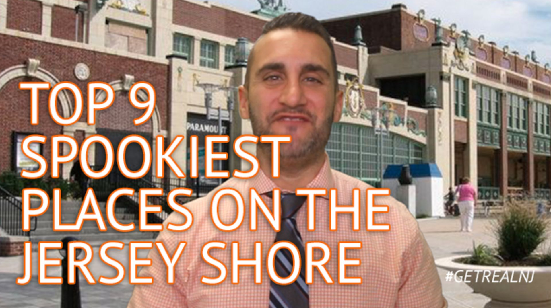 Top Spookiest Places to Visit on the Jersey Shore