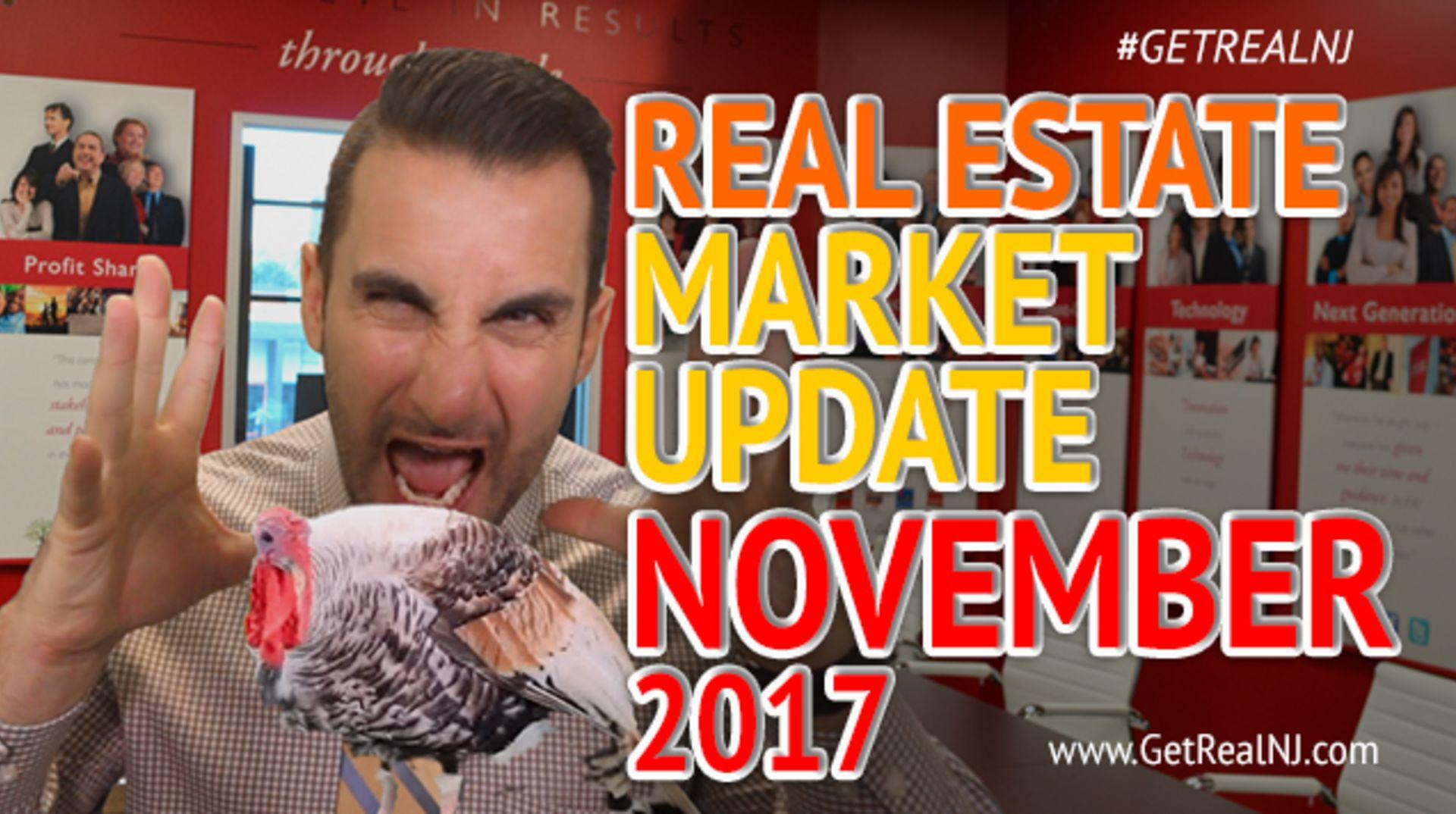 November 2017 Real Estate Market Update