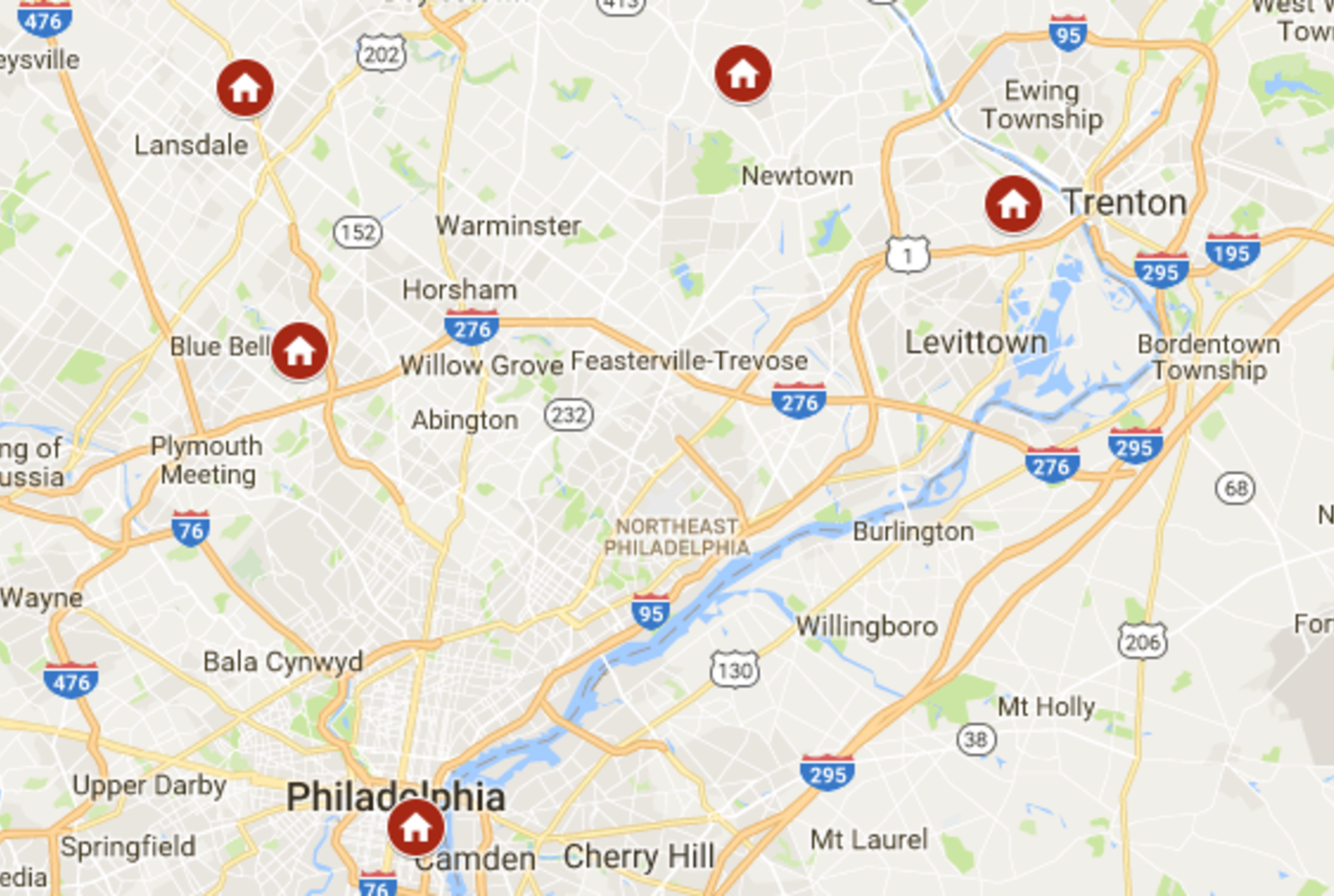 Keller Williams Newtown's open houses August 19th – August 20th