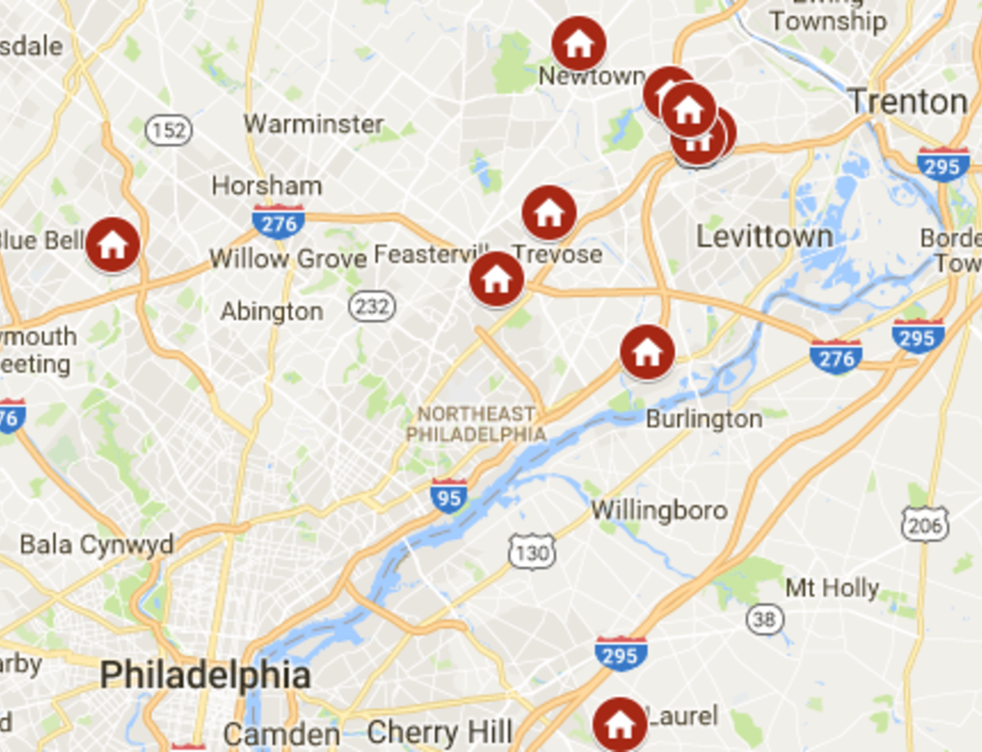 Keller Williams Newtown's open houses October 28th – October 29th