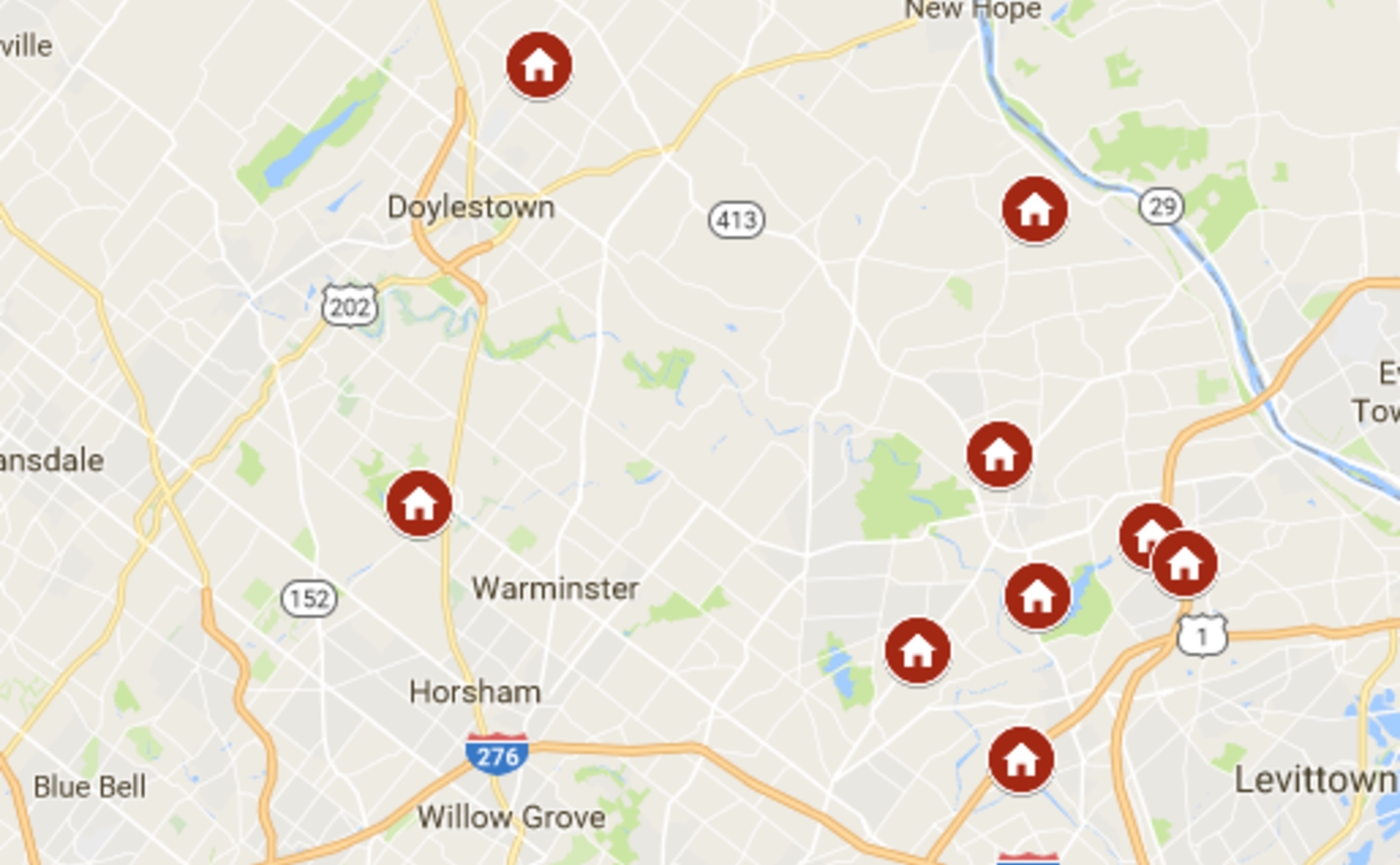 Keller Williams Newtown's open houses November 4th – November 5th