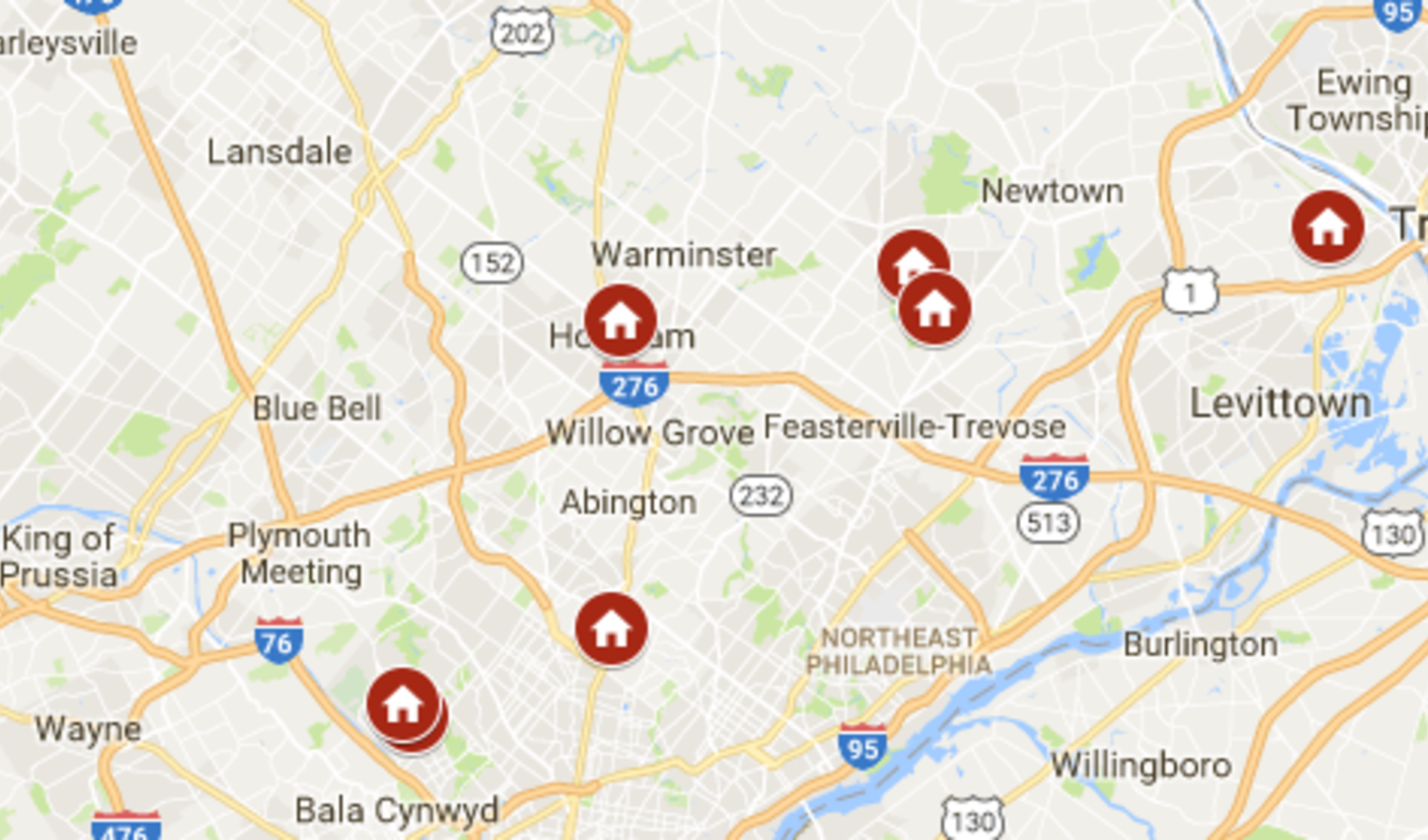 Keller Williams Newtown's open houses January 20th – January 21st