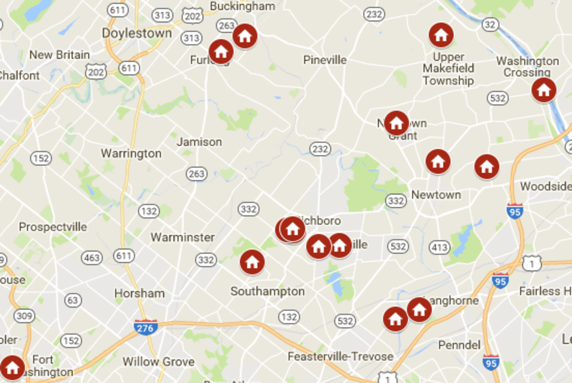KW Newtown Open Houses April 21st – April 22nd