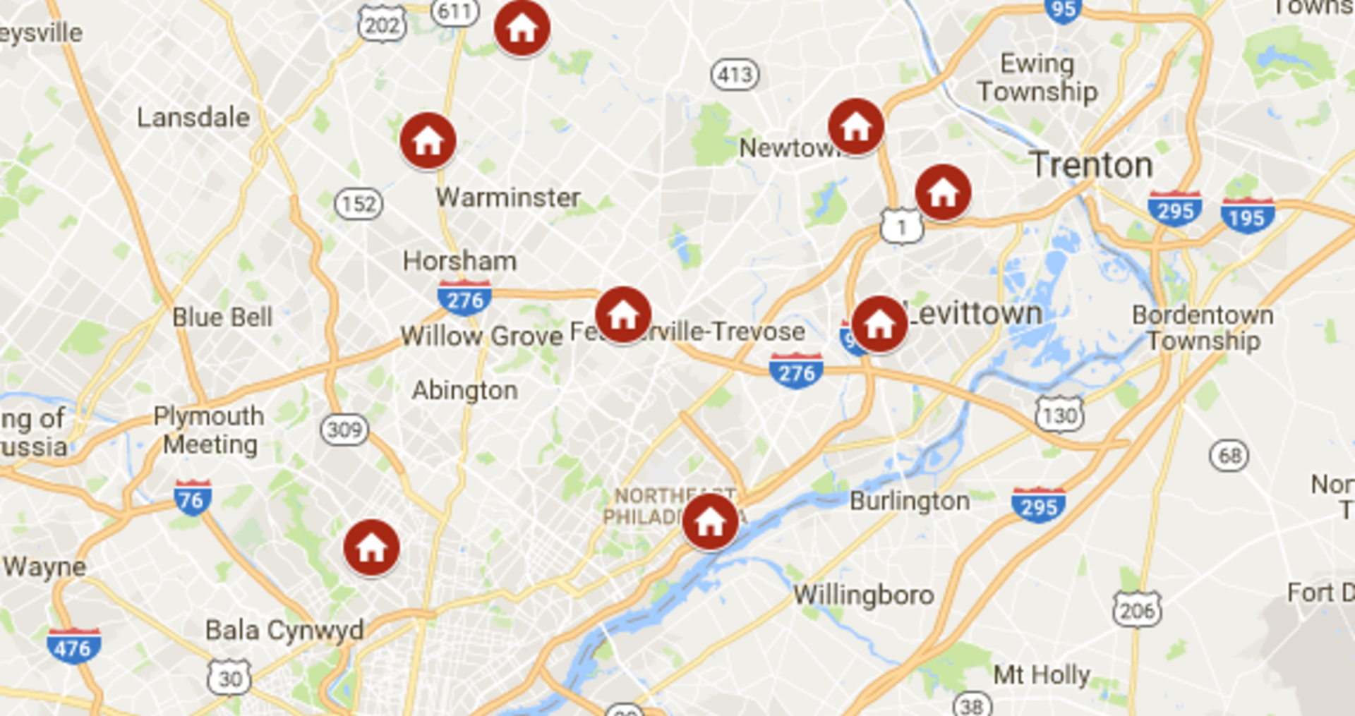 Keller Williams Newtown Open Houses June 16th – June 17th