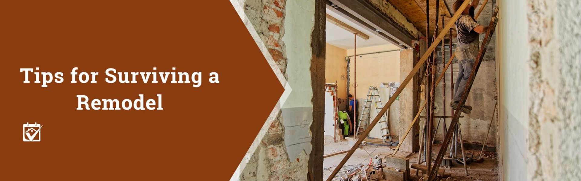 Tips for Surviving a Remodel