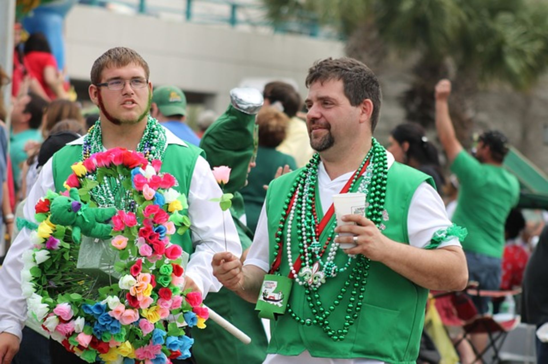 Mark Your Calendars: The 33rd Wearin' of the Green Parade in Baton Rouge