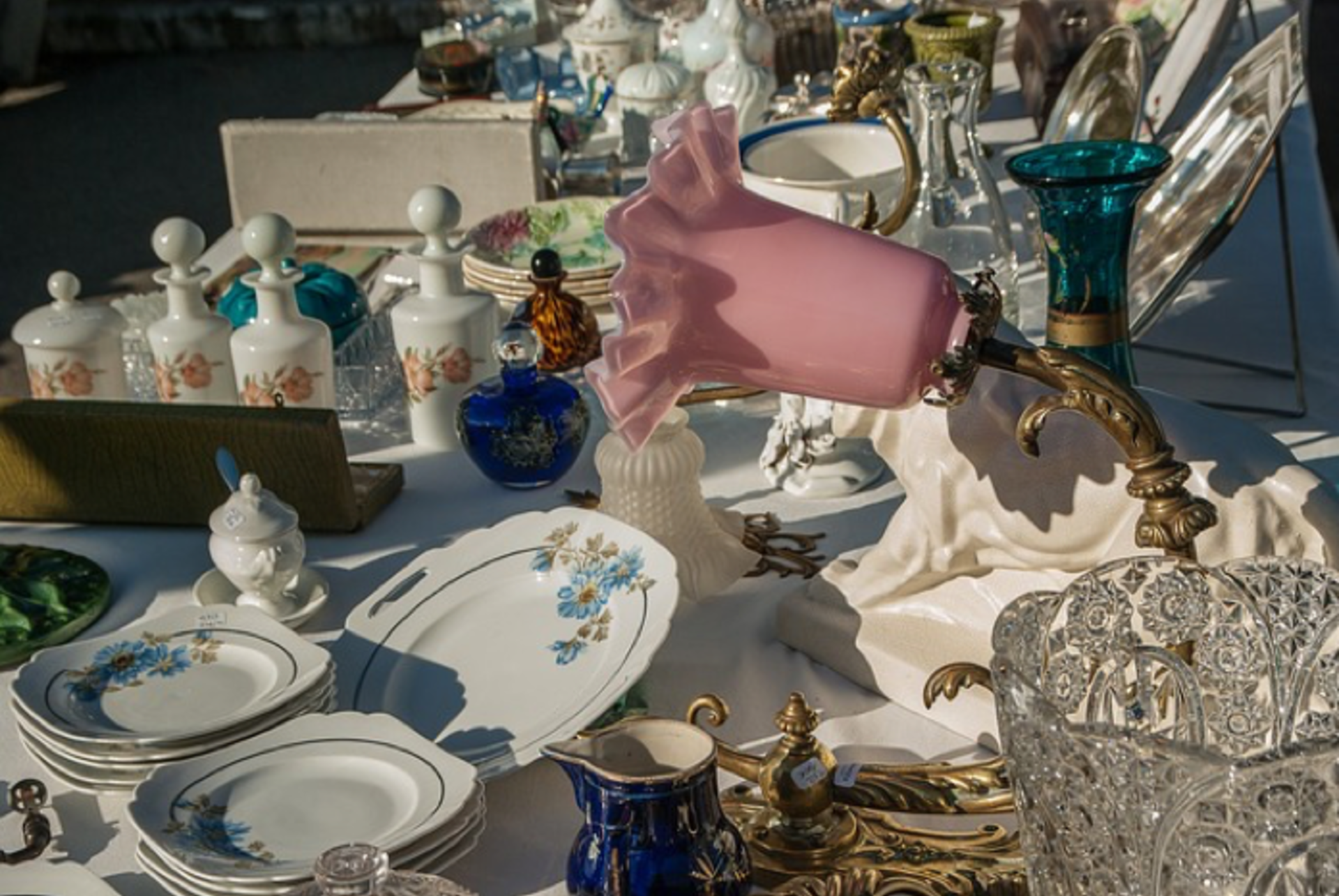 5 Steps for Planning a Yard Sale Right Every Time
