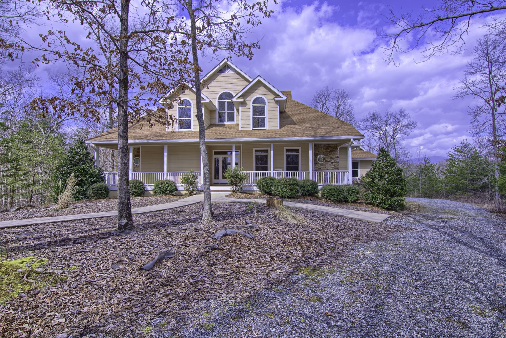 New listing in Lake Adger, Mill Spring, NC