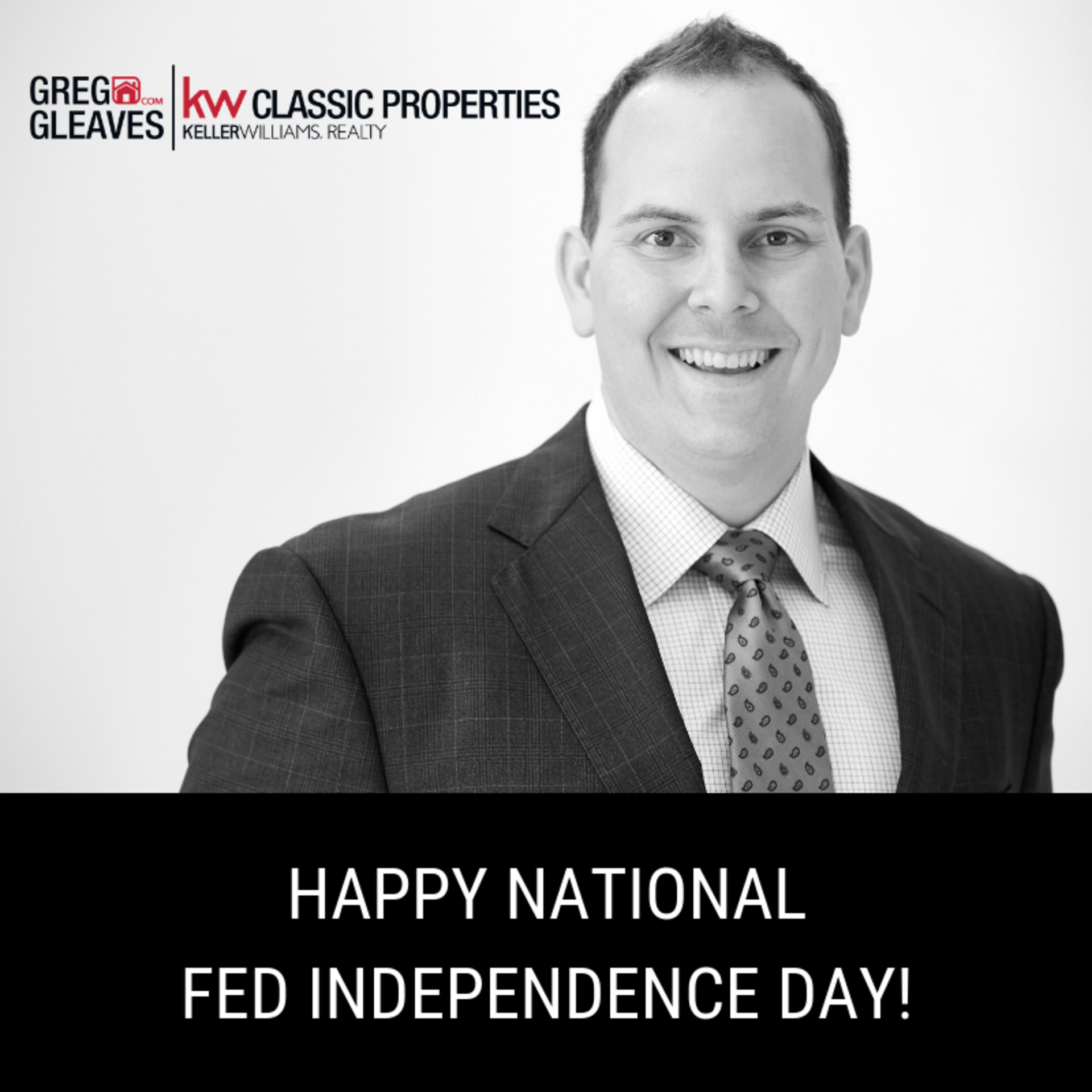 Happy National Fed Independence Day!