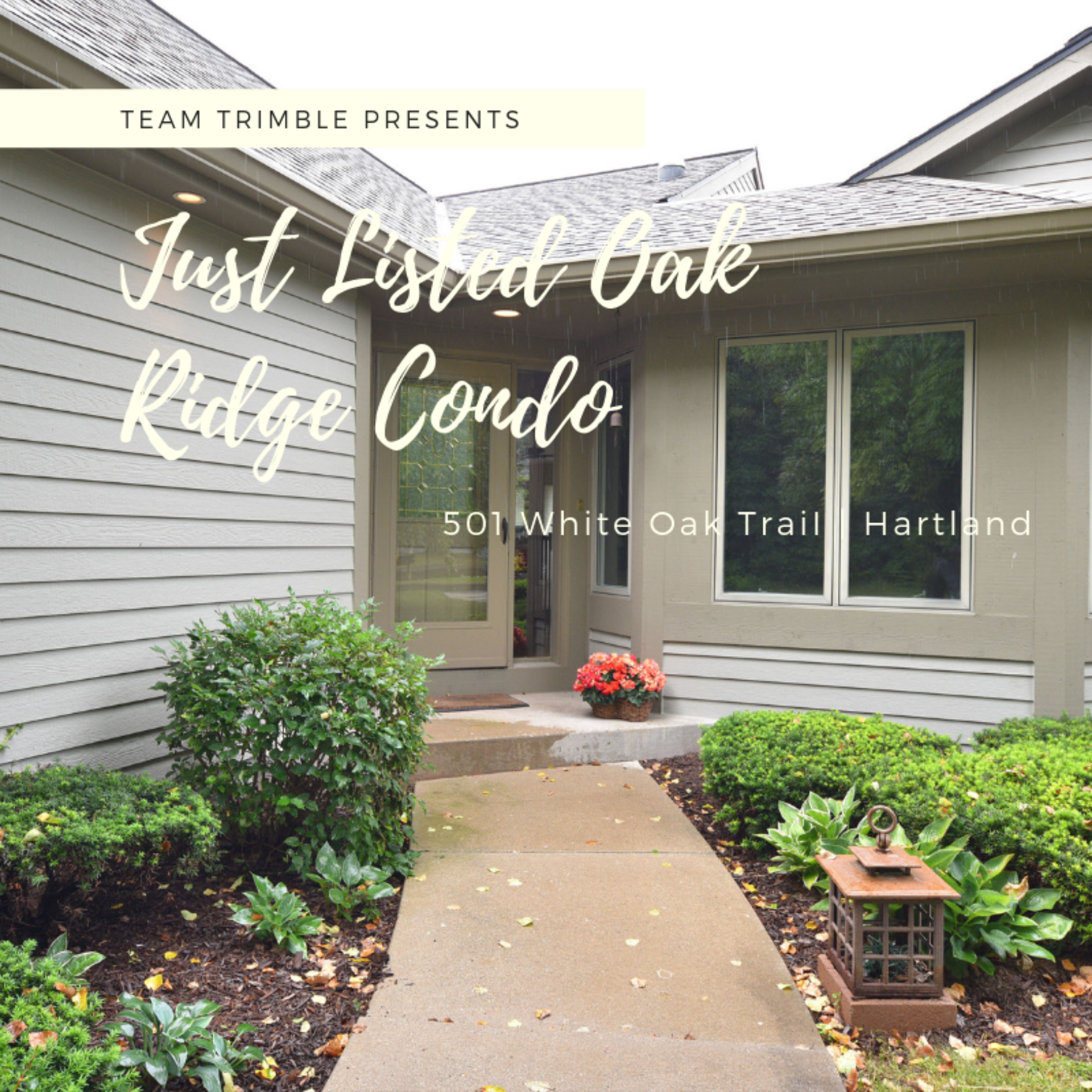501 E. White Oak Trail in Hartland Just Listed