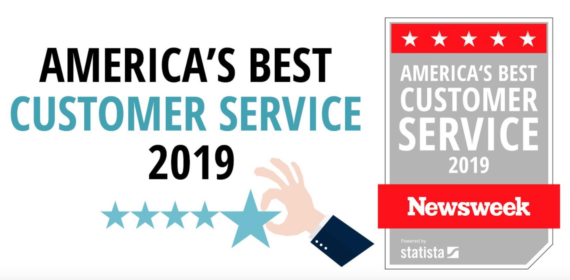 Keller Williams Tops Newsweek's America's Best Customer Service Companies List!