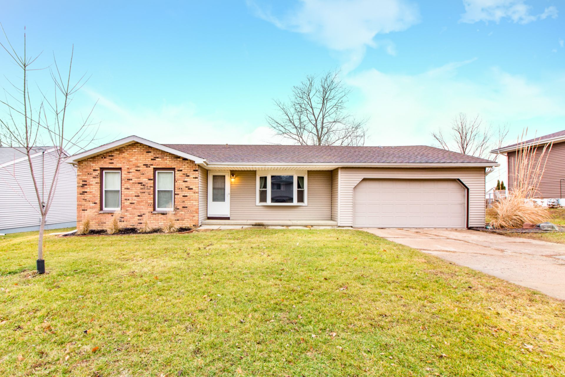 SOLD – 98.9% of List Price – 631 Kerfoot St., East Peoria
