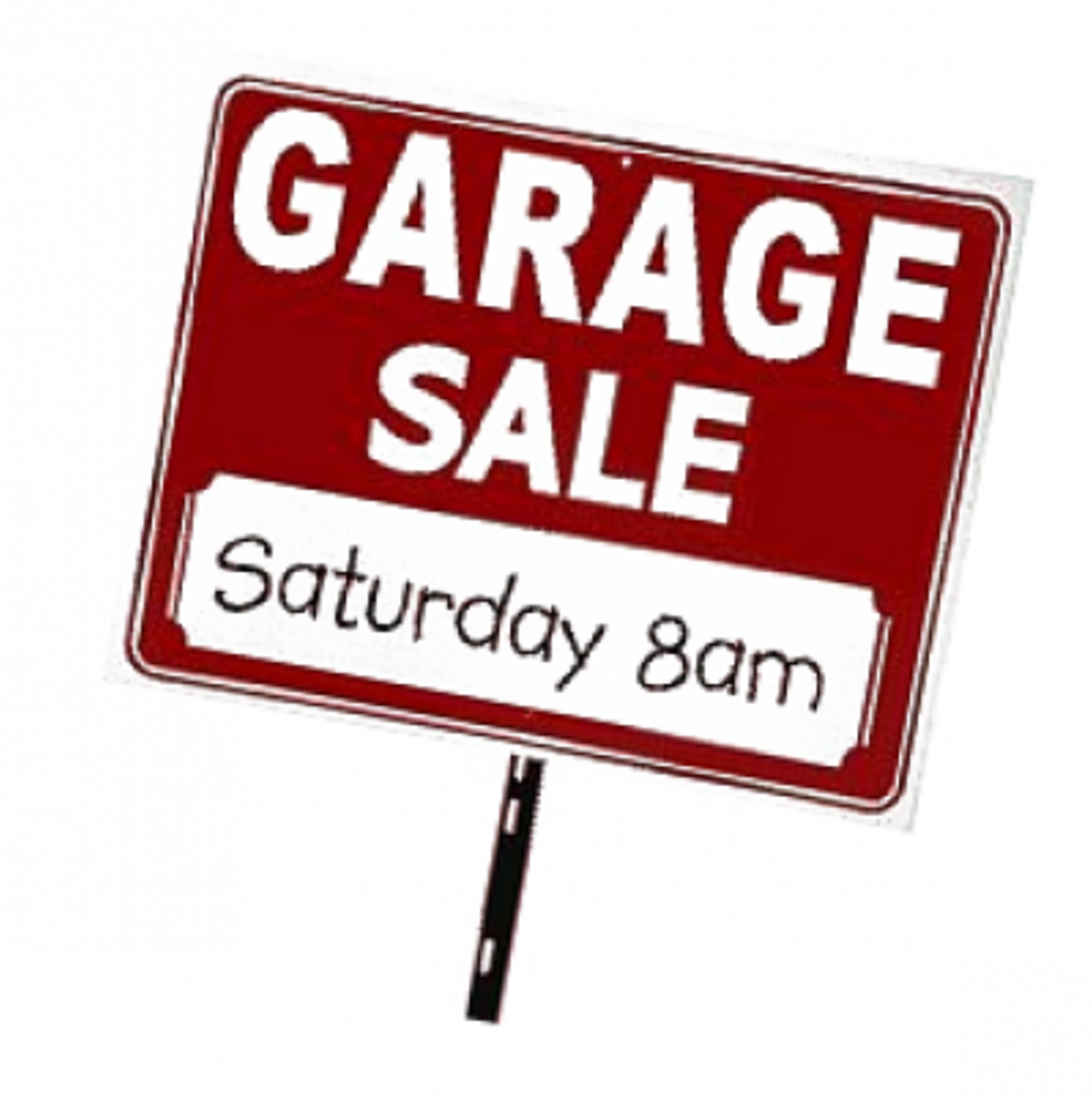 ​Garage Sale Tips And Tricks