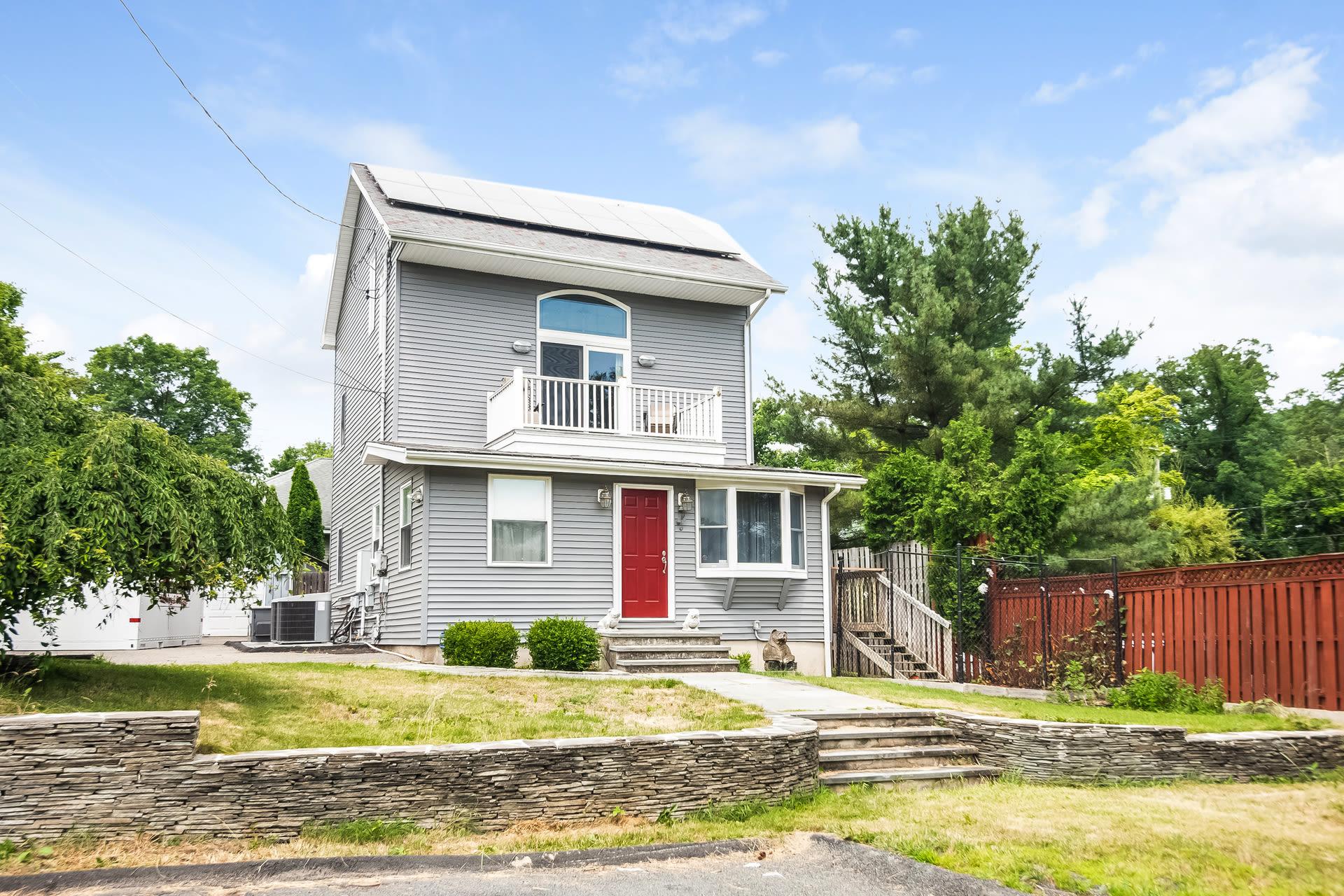 Saturday Home Buying in Upper Nyack